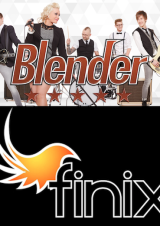 blender finix